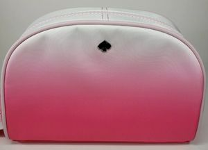 Kate Spade Jae Medium Dome Cosmetic Bag Radiant Pink NWT for Sale in Germantown, MD