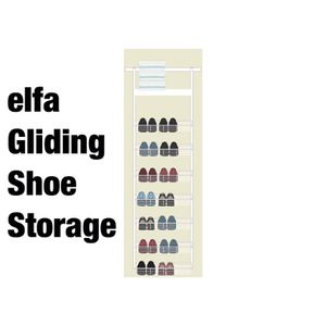 elfa Gliding Shoe Shelf Rack for Sale in Los Angeles, CA