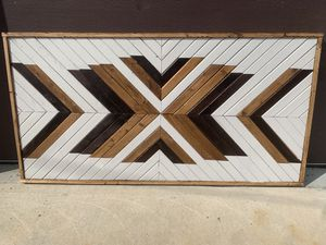Hand Made Wood Wall Art for Sale in Sunbury, PA