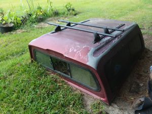 Toyota camper shell for Sale in Fayetteville, NC