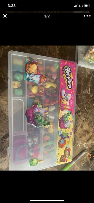 Shopkins/toys for Sale in Lauderdale Lakes, FL