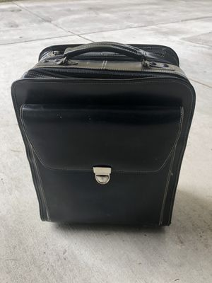Jack Georges 100% leather vertical laptop wheeler for Sale in Baltimore, MD