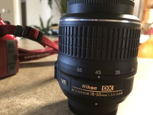 Nikon 18-55mm Lense for Sale in Lancaster, CA