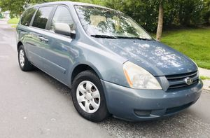 2006 Kia Sedona van : Drives Like New : Fits a Family of 7 or 8 : DVD for Sale in Bethesda, MD