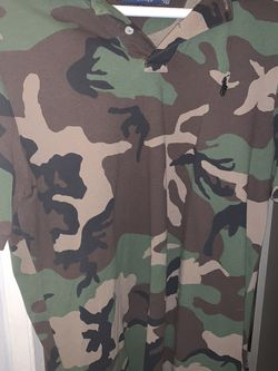 Camo Polo By Ralph Lauren for Sale in Washington,  DC