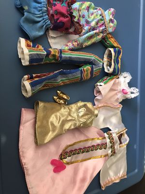 Barbie clothes and shoes for Sale in San Leandro, CA
