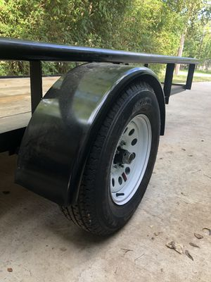 Pipetop utility trailer for Sale in Houston, TX
