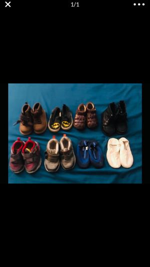 Toddler boy shoes for Sale in Chula Vista, CA