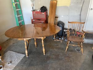 Vintage Dining Table - Hardrock Maple for Sale in Fresno, CA