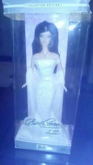 Birthstone collection June Pearl Barbie for Sale in Spring Hill, FL