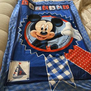Soft Mickey Mouse Blanket for Sale in Rolling Hills, CA