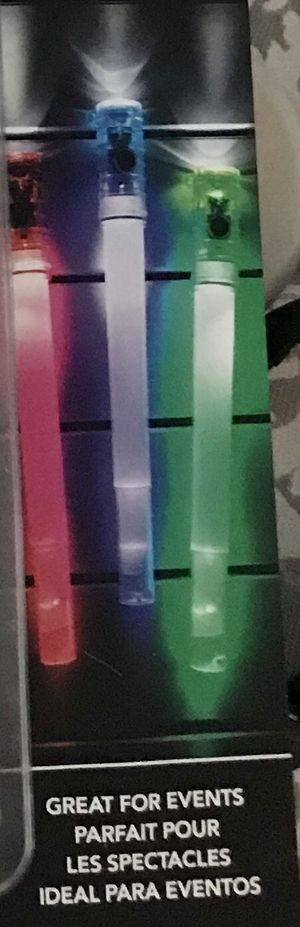 One (1) Reusable Glowstick - $12/each FIRM for Sale in Sterling, VA