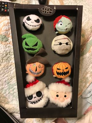 Nightmare before Christmas Tsum tsums for Sale in San Marcos, CA
