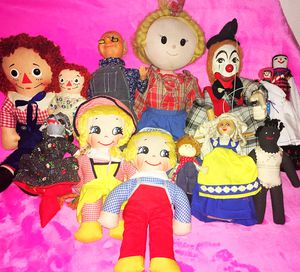 DOLLS & CLOWNS for Sale in Colton, CA