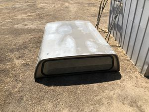 Camper shell for Sale in Fresno, CA