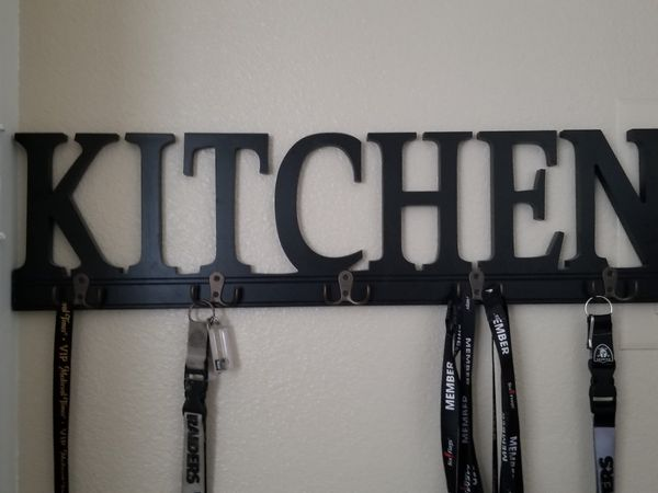 Kitchen Key Holder