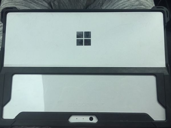 Surface pro 4, Microsoft Mouse, Light up keyboard,charger, otter box case, price negotiable, will deliver