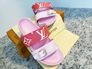 Designer Slides Sandals for Sale in Silver Spring, MD