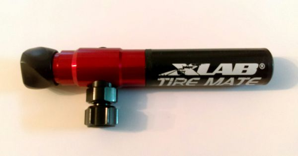 Red Xlab Tire Mate