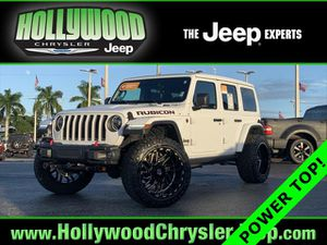 2019 Jeep Wrangler for Sale in Hollywood, FL