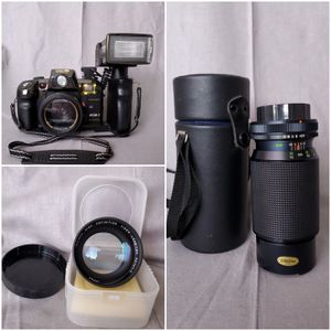 Vintage camera and video equipment (magnabox, beston, raynox) for Sale in Las Vegas, NV