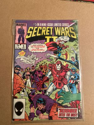 Marvel comic for Sale in Costa Mesa, CA
