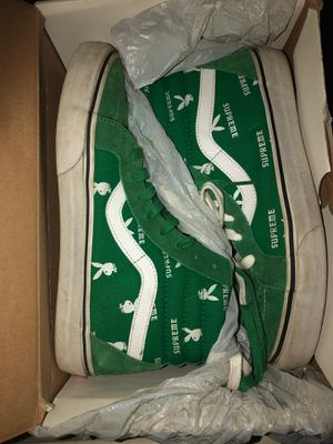 Supreme playboy vans Great condition for Sale in Canton, OH