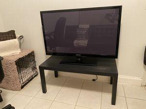 46in Samsung TV LED + TV Stand for Sale in Boca Raton, FL