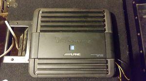 Alpine MRP-M500 (Class D) Mono Power Amplifier for Sale in Long Beach, CA