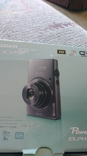 Canon camera for Sale in Green Bay, WI