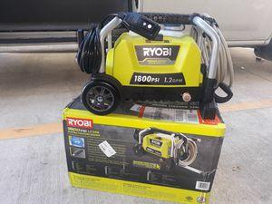 1800 psi pressure washer for Sale in San Antonio, TX