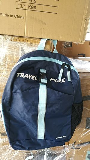 Travel More backpack for Sale in E RNCHO DMNGZ, CA