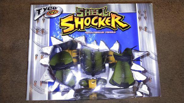 Tyco Shell Shocker