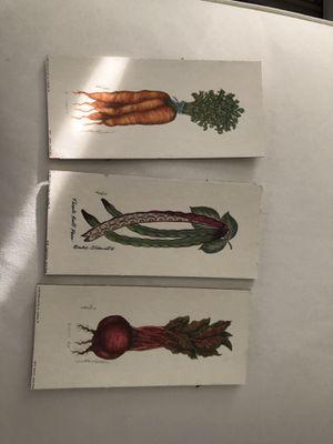 Veggie art prints for Sale in Clarksville, TN