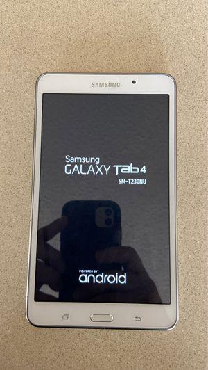 Samsung Galaxy Tab 4 for Sale in San Antonio, TX
