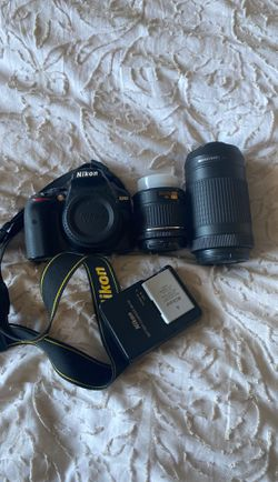 Nikon D3400 for Sale in Redwood City,  CA