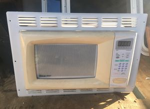 Microwave for travel trailer for Sale in St. Petersburg, FL
