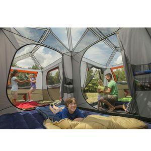 Ozark Trail 16x16 Instant Cabin Tent Sleeps 12 LIKE NEW for Sale in Houston, TX