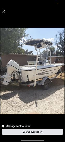 2004 glastron center console for Sale in San Angelo,  TX