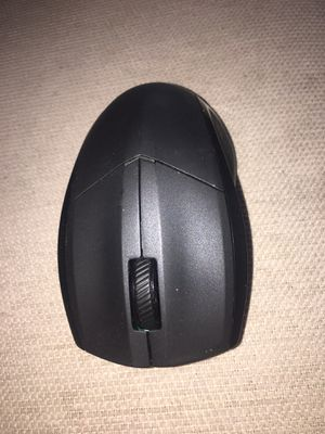 Wireless Mouse with clickers and scrolling wheel for Sale in Houston, TX