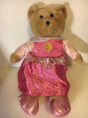 Disney Sleeping Beauty Teddy Bear for Sale in St. Peters, MO