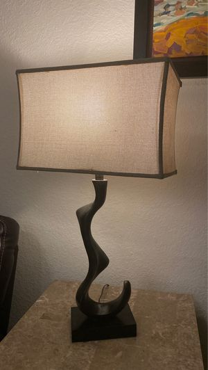 Lamp Set / 2 Lámparas / living room or coffee table for Sale in Doral, FL