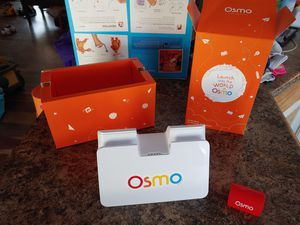 Osmo fire tablet base for Sale in Sanford, NC