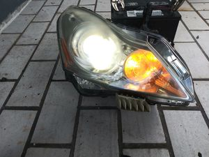 As Seen Used HID Xenon Adaptive fits 10-15 Infiniti G25 G37 Q50 for Sale in Miami, FL