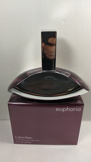 100% euphoria by Calvin Klein perfume for women. for Sale in HALNDLE BCH, FL