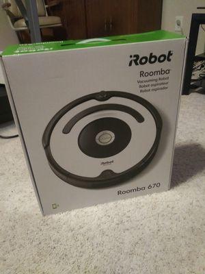 iRobot Roomba 670 Robot vacuum for Sale in Las Vegas, NV