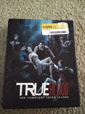 True blood S3 DVD blue ray for Sale in CANAL WNCHSTR, OH