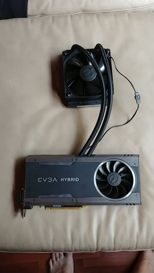 EVGA NVIDIA GTX 1080 FTW Hybrid for Sale in Atkinson, NH