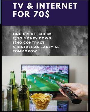 Tv & wifi for Sale in Diamond Bar, CA