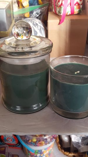 pair of pine scented candles for Sale in Taylor, MI